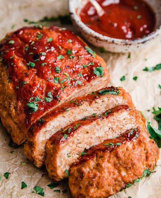 Ground Turkey Meat Loaf